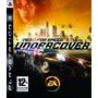 Need For Speed Undercover Ps3 Original Físico En Disco Envío