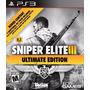 Sniper Elite 3 Ultimate Edition Ps3 || Digitales Falkor | Ya