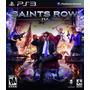 Saints Row 4 Ps3 Edicion Digital