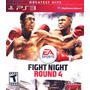 Ps3 Fight Night Round 4 Local Banfield Electroalsina Canjes