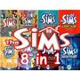 Los Sims 1 Collectors Edition Incluye Todas Las Expansiones!