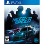 Need For Speed Ps4 Digital Secundaria