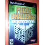 Ps2 - Puzzle Challenge - Legend Of The Dragon