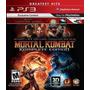 Mortal Kombat Komplete Juego Ps3 Disco Sellado Microcentro