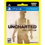 Uncharted Collection || Ps4 || Slot Secundario | Tenelo Hoy!