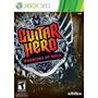 Juego Xbox 360 Guitar Hero Warriors Of Rock Ntsc En Español
