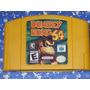 Nintendo-cartucho Donkey Kong 64