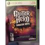 Juego Guitar Hero Xbox 360. Completo En Caja. 12 S/ Interes