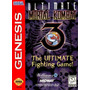 Juego Mortal Kombat Ultimate Sega Genesis Palermo Z Norte