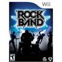 Wii Rock Band Wii Juegos Originales Rockband