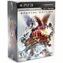 Street Fighter X Tekken Special Edition Ps3 Original Sellado