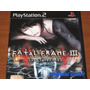 Fatal Frame 3 The Tormented - Nuevo Sellado Ps2