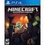 Minecraft Ps4 Digital Jugas Con Tu Usuario