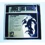 Jorge Luis Borges Por El Mismo Long Play Vinilo Amb Disco