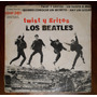 Tapa Sola Original Beatles Del Simple Ep Twist Y Gritos 1964