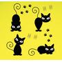 Vinilos Decorativos / Modelos Gatos