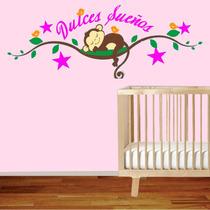 Vinilos Decorativos Nenes, Nenas Y Bebes! Arbol Y Animalitos