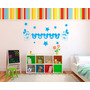 Vinilo Infantiles Mickey Decoración Wall Stickers