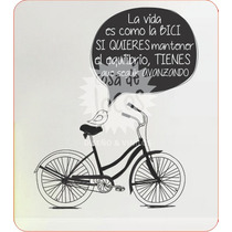 Vinilos Decorativos - Calcos - Stickers Frases