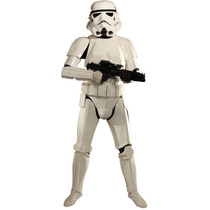 Silueta Mural Soldado Imperial Stars Wars 70 X 168 Cm.