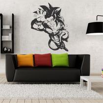 Vinilos Decorativo Dragon Ball Z Pared/auto/heladera