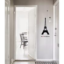 Vinilo Decorativo Adhesivo Torre De Paris