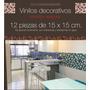 Vinilos Decorativos - Venecitas - Pack De 12