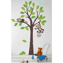 Vinilos Decorativos Infantiles Para Pared: Arboles, Animales