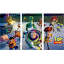Cuadros Trípticos Toy Story