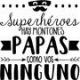 Dia Del Padre Vinilo Autoadhesivo Personaliza Frasco Frases
