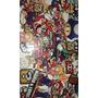 Mario Bros Calco Sticker Vinilo Contact 50cm X 25cm