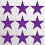Vinilos Autoadhesivos Deco Estrellas Stars Planchas 20x20cm
