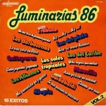 Cumbia Santafesina Luminarias 86 Int.varios Vinilo Impecable