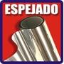 15 Mts De Espejado Plata + 1 Kit De Herramientas Instalacion