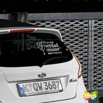 Vinilo Decorativo - Rosario Ideal Para Auto