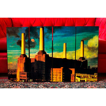 Cuadros Pink Floyd - Animals. Rock, Música Y Decoración