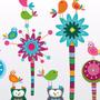 Vinilos Decorativos Infantiles Pared Vidrio Madera