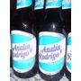 Cerveza Quilmes Porron Botellas Personalizadas