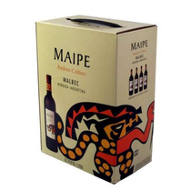 Bag In Box Maipe Malbec By Chakana Wines 3 Lts Dir De Bodega