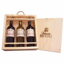 Cofre Triple Rutini Coleccion S.b.- Mc - C,sy - 3x750ml.