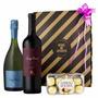 Pack San Valentin Luigi Bosca + Ferrero Rocher