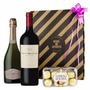 Pack San Valentin Nieto Senetiner + Ferrero Rocher