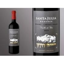 Santa Julia Reserva Malbec Y Varietales 750cc De Zuccardi