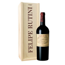 Cofre Madera Felipe Rutini - Rutini Wines - 1x750ml