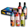 Estuche Viñas De Narvaez Art Colleccion - 5x750ml.