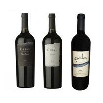 Caja Degustación 6 Vinos Tinto V. Uco Mza - Malbec Cabernet