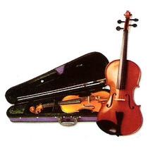Violin 3/4 C/arco Y Estuche Heimond 1417yb