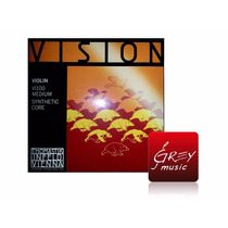 Encordado De Violin Thomastik Vision - 4/4 3/4 1/2
