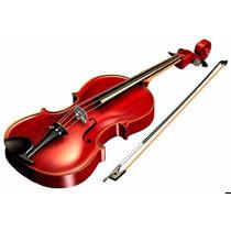 Violin Corelli Co-1v 1/16 Con Estuche Semi-rigido