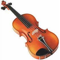 Violin Stradella Mv1411 -3/4 Estudio Tapa Maciza- En Palermo